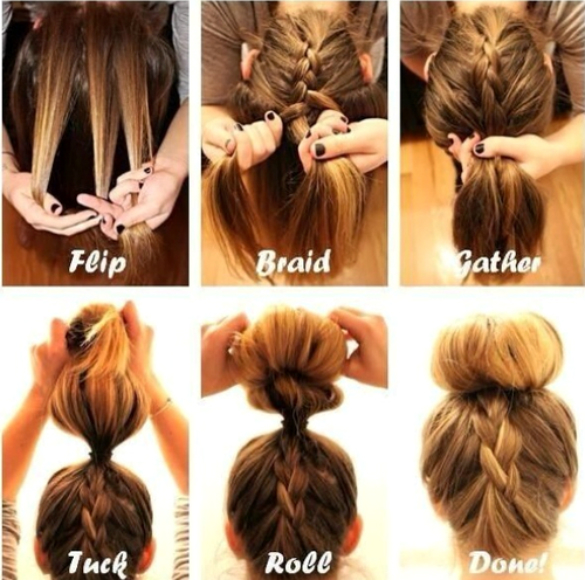 braided-back-bun-tutorial-step-by-step